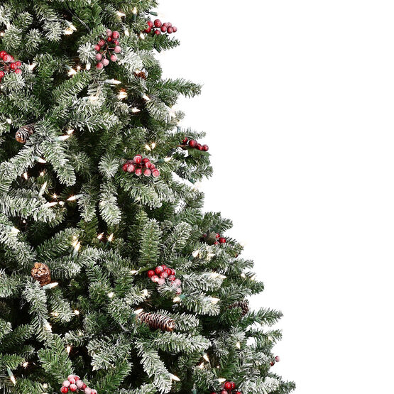 Hawthorne Prelit Tree