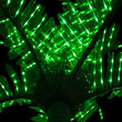 Realistic Commercial LED Palm Tree, Green