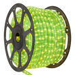 Fluorescent Green Rope Light, 120 Volt