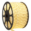 Candlelight LED Rope Light, 120 Volt