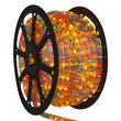 Red, Green, Yellow Rope Light, 120 Volt