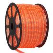 Orange LED Rope Light, 120 Volt