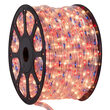 Blue, Red, Clear Rope Light, 120 Volt