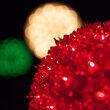 "7.5"" Red Starlight Sphere Stake"