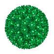 Green LED Starlight Sphere
