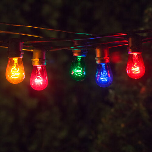 Commercial Multicolor Party Lights S14 E26