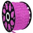 Pink LED Rope Light, 120 Volt