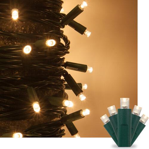 5mm Warm White Led Christmas Lights