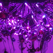 Silver Starburst Lighted Branches, RGB LED