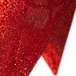 Red Polymesh Unlit Fold Flat Commercial Star