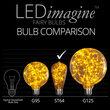 ST64 Gold LEDimagine TM Fairy Light Bulbs