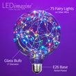 G125 Color Change RGB LEDimagine TM Fairy Light Bulbs