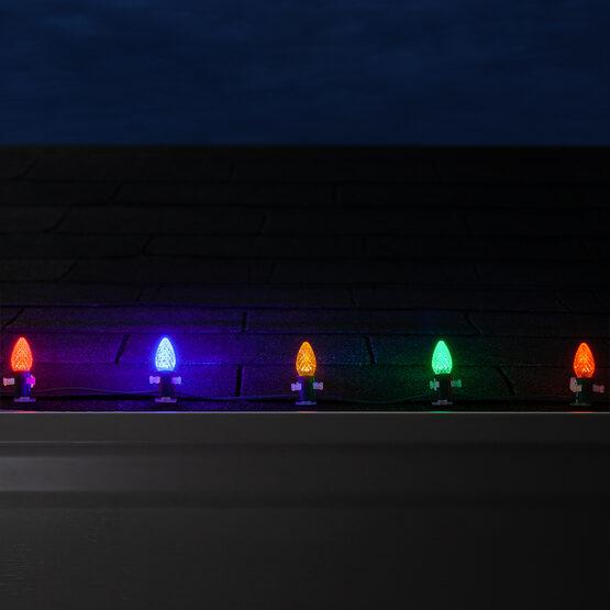 C7 Multicolor Opticore TM Commercial LED Christmas Lights