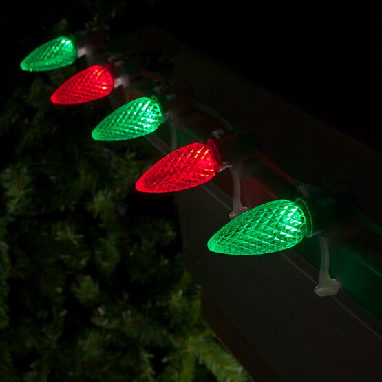 C9 Red Green Opticore Commercial Led