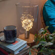 G95 Warm White LEDimagine TM Fairy Light Bulbs