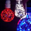 ST64 Cool White LEDimagine TM Fairy Light Bulbs