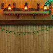 Chili Pepper Light Set, 35 Green Lights
