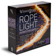 Purple LED Rope Light, 120 Volt