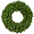 "24"" Sequoia Fir Commercial Unlit Wreath"