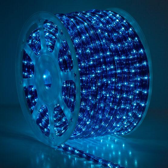 Blue Rope Light, 120 Volt