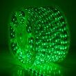 Green LED Rope Light, 120 Volt