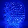 Blue LED Rope Light, 120 Volt