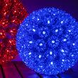 """6"""" Blue LED Starlight Sphere, 70 Lights"""
