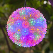 "6"" Multicolor LED Starlight Sphere, 70 Lights"
