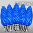 C9 Blue OptiCore LED Bulbs