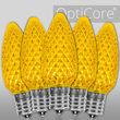 C9 Gold OptiCore LED Bulbs