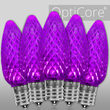 C9 Purple OptiCore LED Bulbs