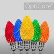 C7 Twinkle Multicolor OptiCore LED Bulbs