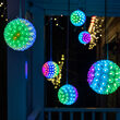 "6"" RGB LED Multi-Function Starlight Sphere, 70 Lights"