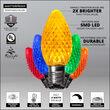 C7 Multicolor Kringle Traditions LED Bulbs