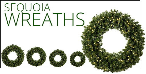 sequoia wreaths