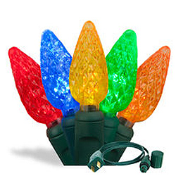 Watertight Commercial LED Christmas Lights