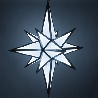 RGB Ultimate Moravian Star