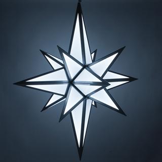 RGB Ultimate Moravian Star