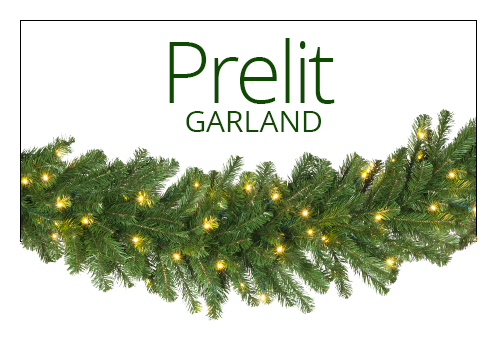 Christmas Garland Wintergreen Corporation