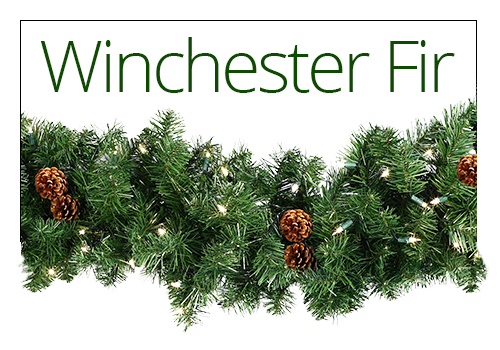 Winchester Christmas Garland
