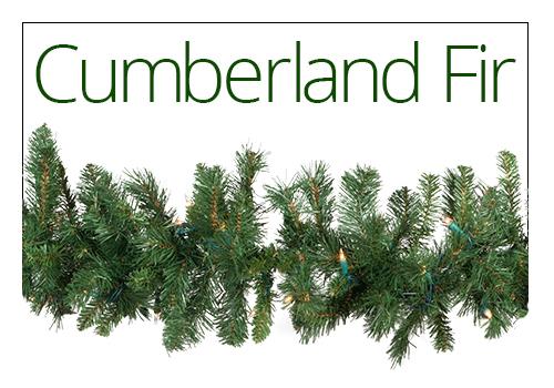Cumberland Christmas Garland