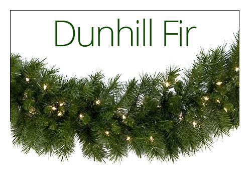 Dunhill Fir Garland
