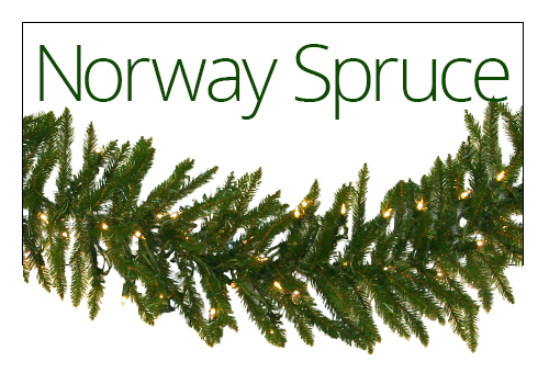 Norway Garland