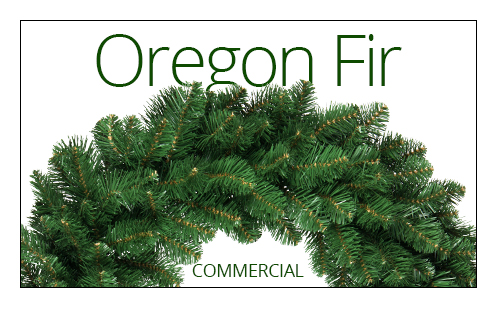 Oregon Fir Commercial Wreath