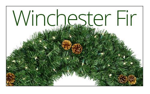 Winchester Fir Wreaths