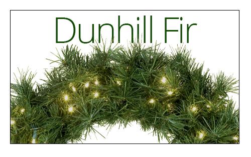 Dunhill Fir Wreaths
