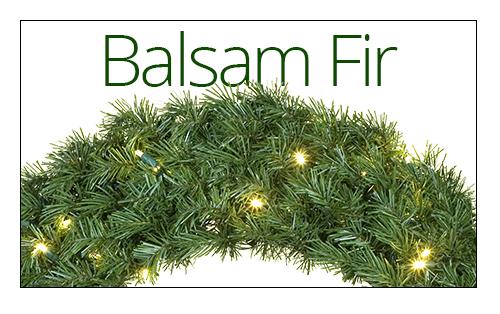 Balsam Fir Wreaths