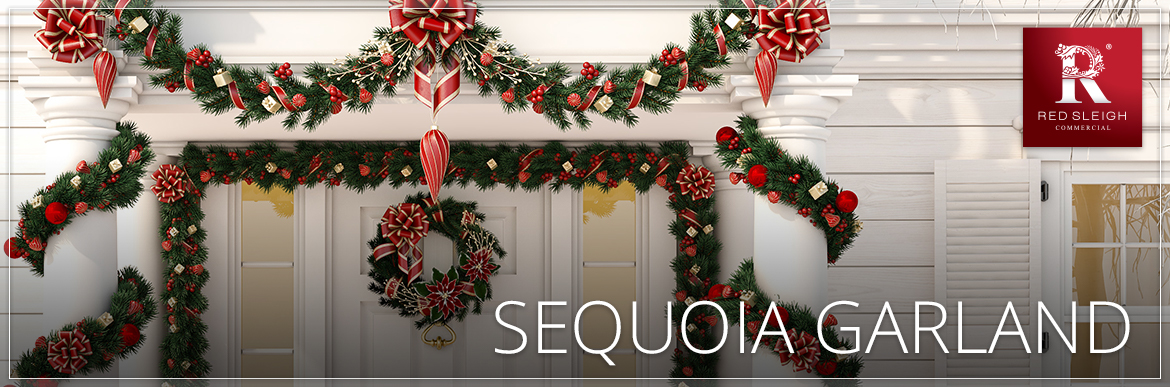 Sequoia Commercial Garland