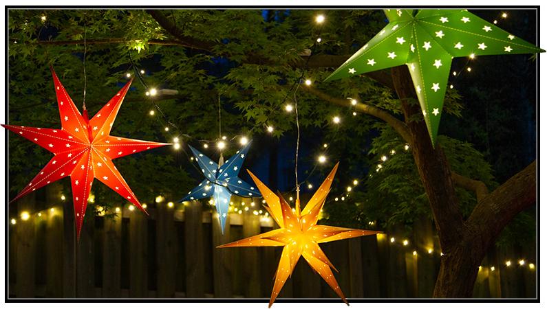 Aurora Superstar Decorations